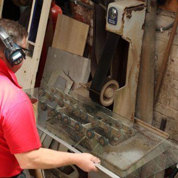 Glass Edge Polishing Machine South Wales