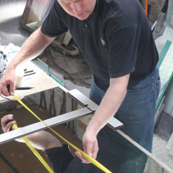 glass Measuring Up service Newport
