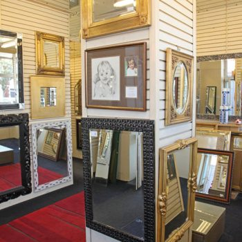 Mirror glass Newport