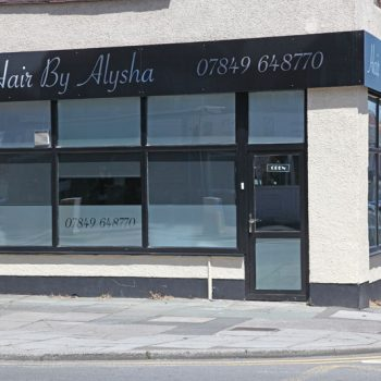 shop front replacement glass Cardiff