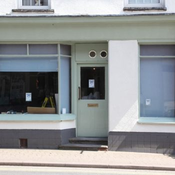 Shop Window Replaced in USK