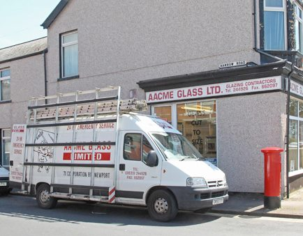Glass Company In South Wales