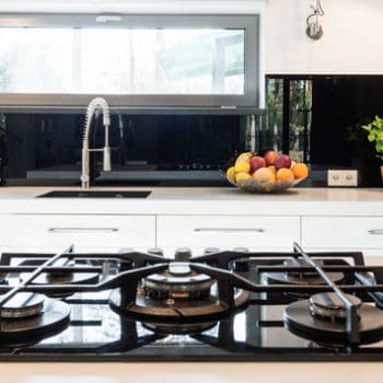 Kitchen splashbacks in Cardiff