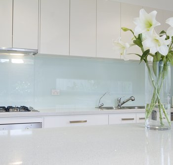 Splashbacks for kitchens