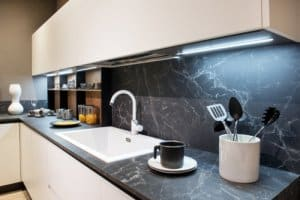 Do you have a colour chart for your kitchen splash backs?